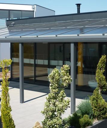 pannelli solari sulla pergola al miglior prezzo