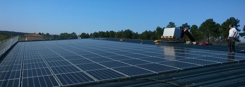 le votre realizzazioni fotovoltaiche dopo ordinato pannelli solari sul Alma Solar