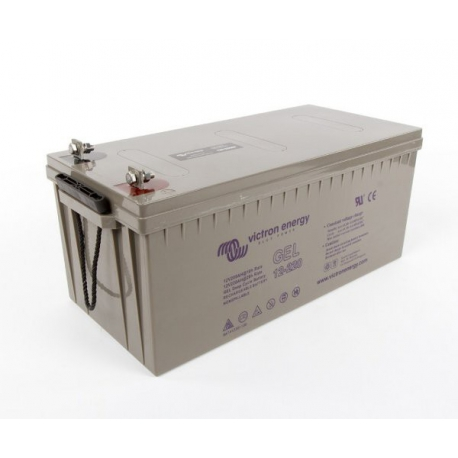 Batteria VICTRON ENERGY GEL Deep cycle 12V/220Ah