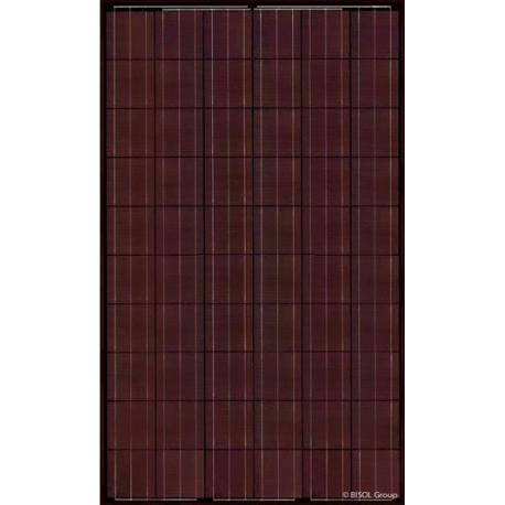 Pannello solari BISOL SPECTRUM BMU-255 rosso