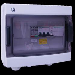 AC Box 20A 400VAC 3-fasi AC 9-10kW