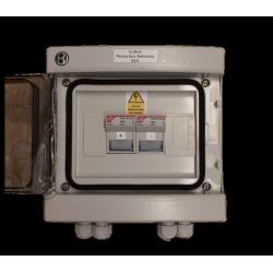scatola di protezione per batterie 63A
