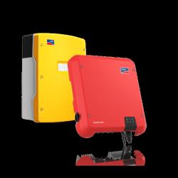 Hybrid Pack SMA 5000W per auto consumo