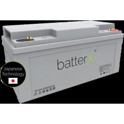 Batteria BatterX piombo carbon LC1200
