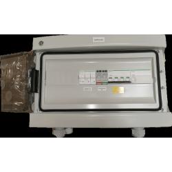 Quadro AC 20-40kW - 400V - 63A - 1 x inverter Tri