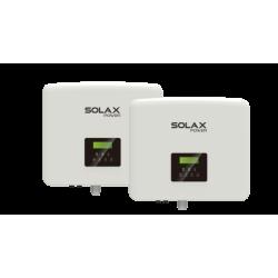Pack 2x Inverter Hybride SolaX X3-10.0-D G4