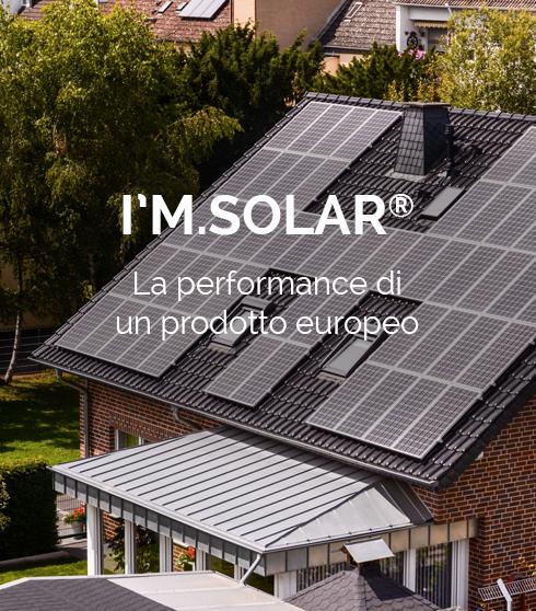 Panneau solaire BISOL