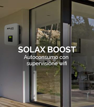 Inverter Solari solax Boost
