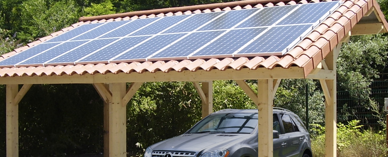 5 original ideas to Install Solar panels